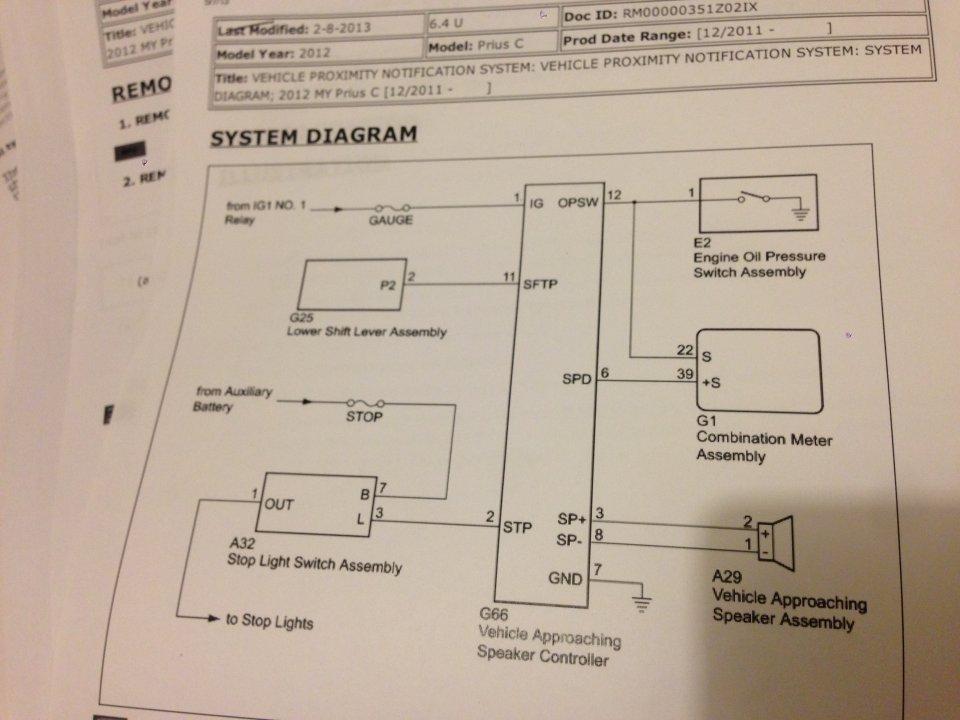 Wiring Diagram For Factory Nav Radio