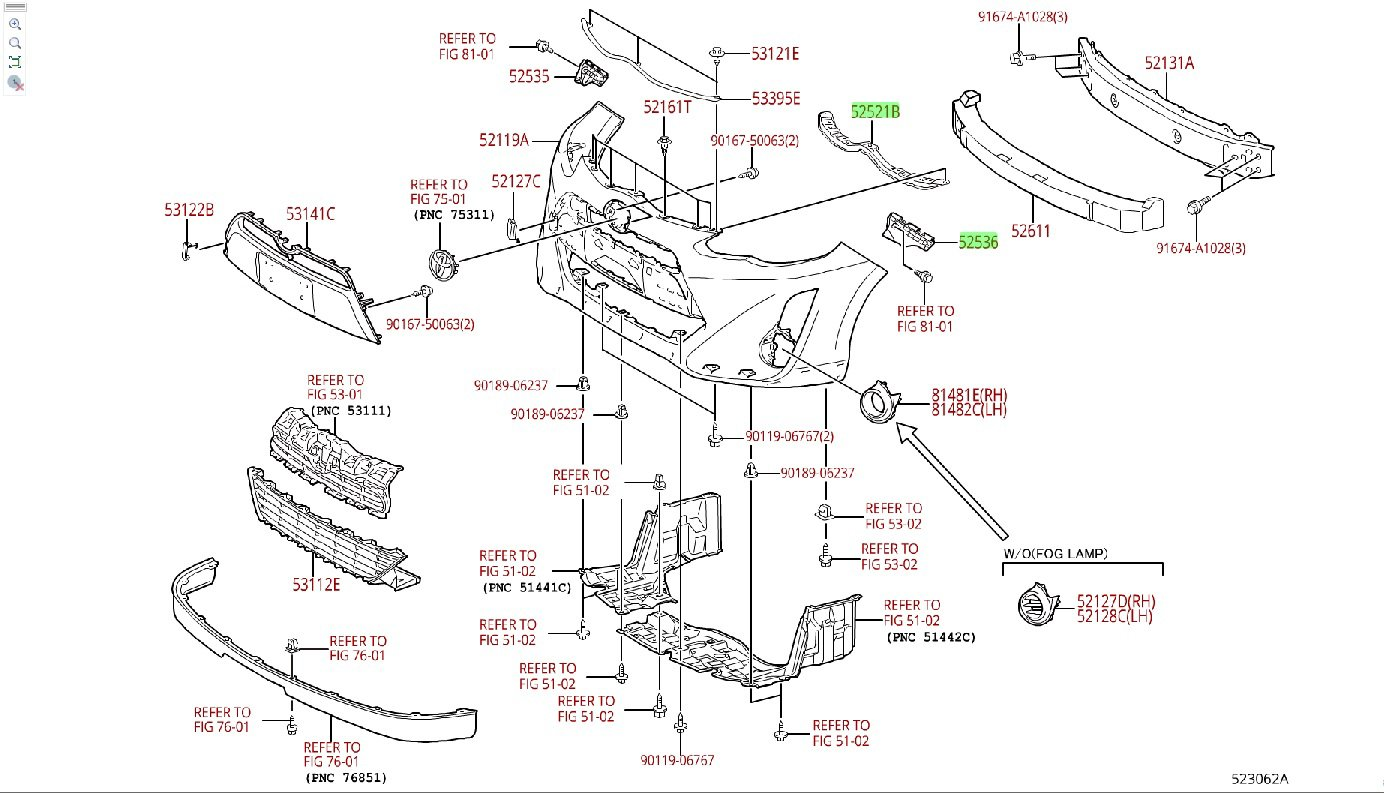 1438959 Fuel Pressure Sensor Location additionally Radiator Temp Sensor 2011 Chevy Cruze as well Wiring Diagram For 2010 Gmc Acadia moreover 305435 2013 Focus Se Air Deflector Damage Advice Needed likewise Chevrolet Oem Parts Diagram. on 2012 gmc sierra front bumper diagram