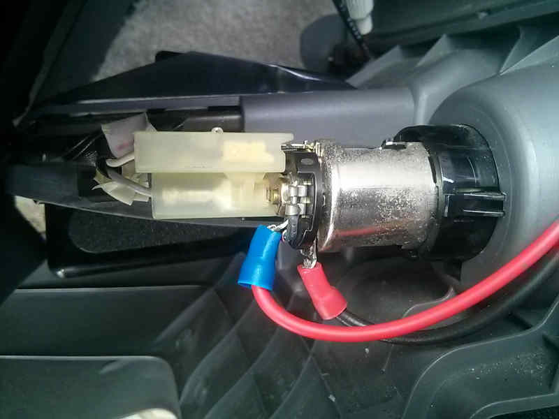12v Accessory Port  Cig Lighter Not Working After Attempt To Wire In Extra Ports