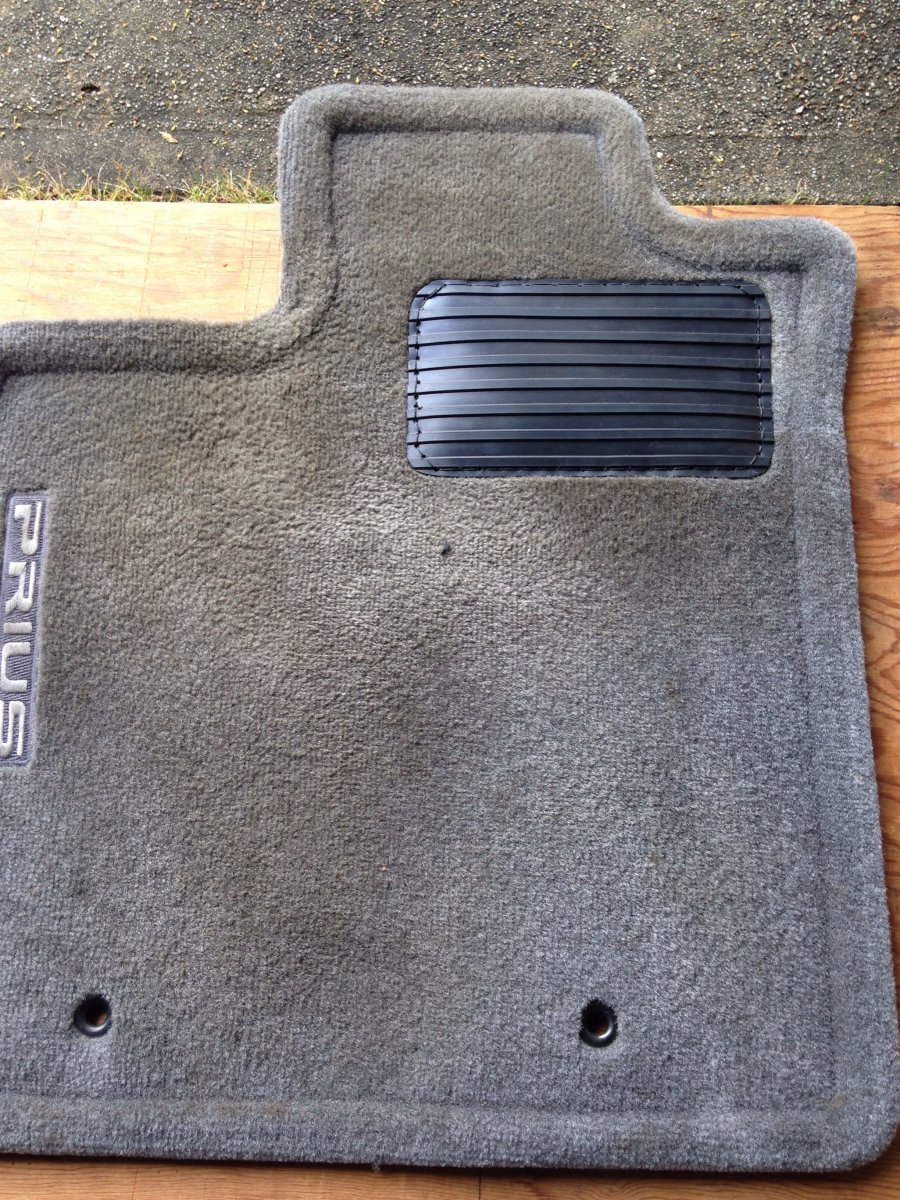 Carpet Floor Mat Repair Priuschat