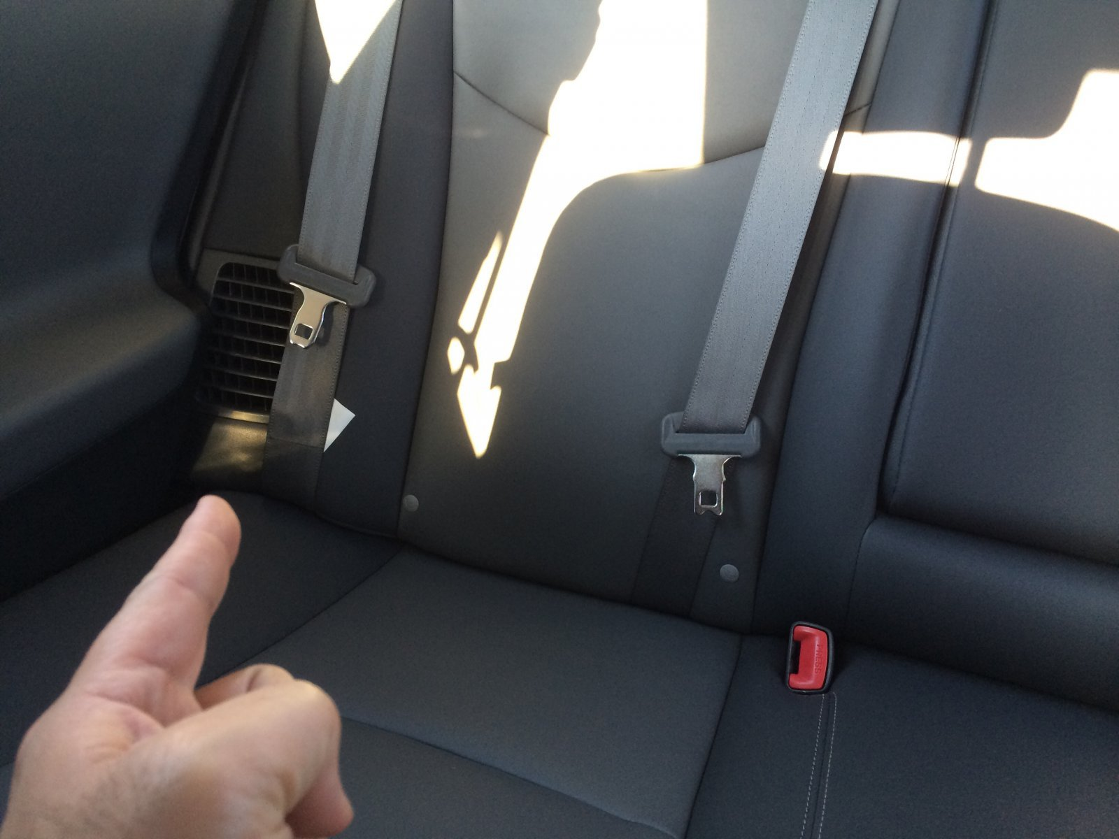 What Is That Vent On Back Seat Right Side Priuschat