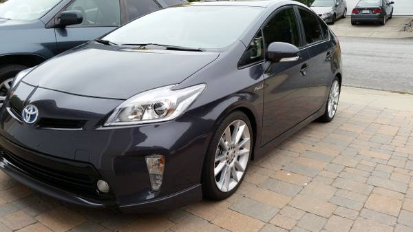 2012 Gray Prius For Sale Modified 25k Miles Bay Area