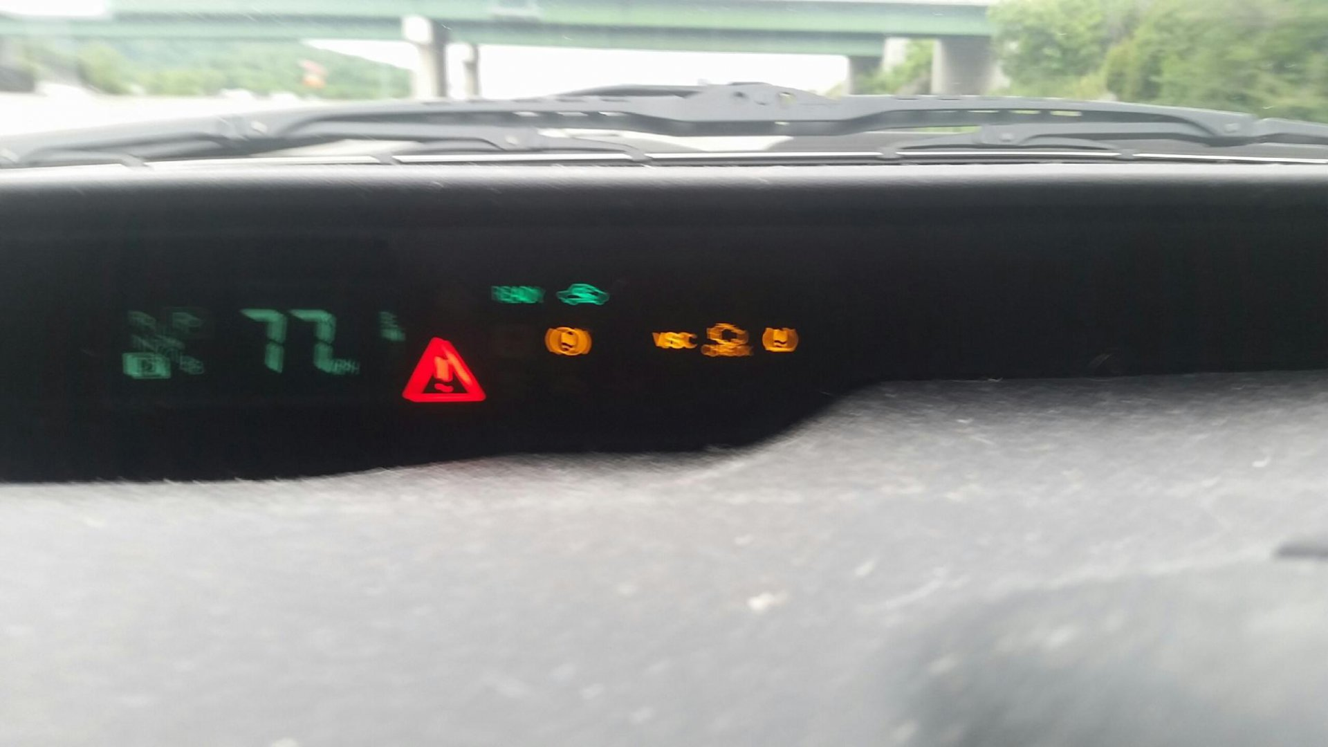 06 Prius Numerous Dash Lights On While Driving Priuschat