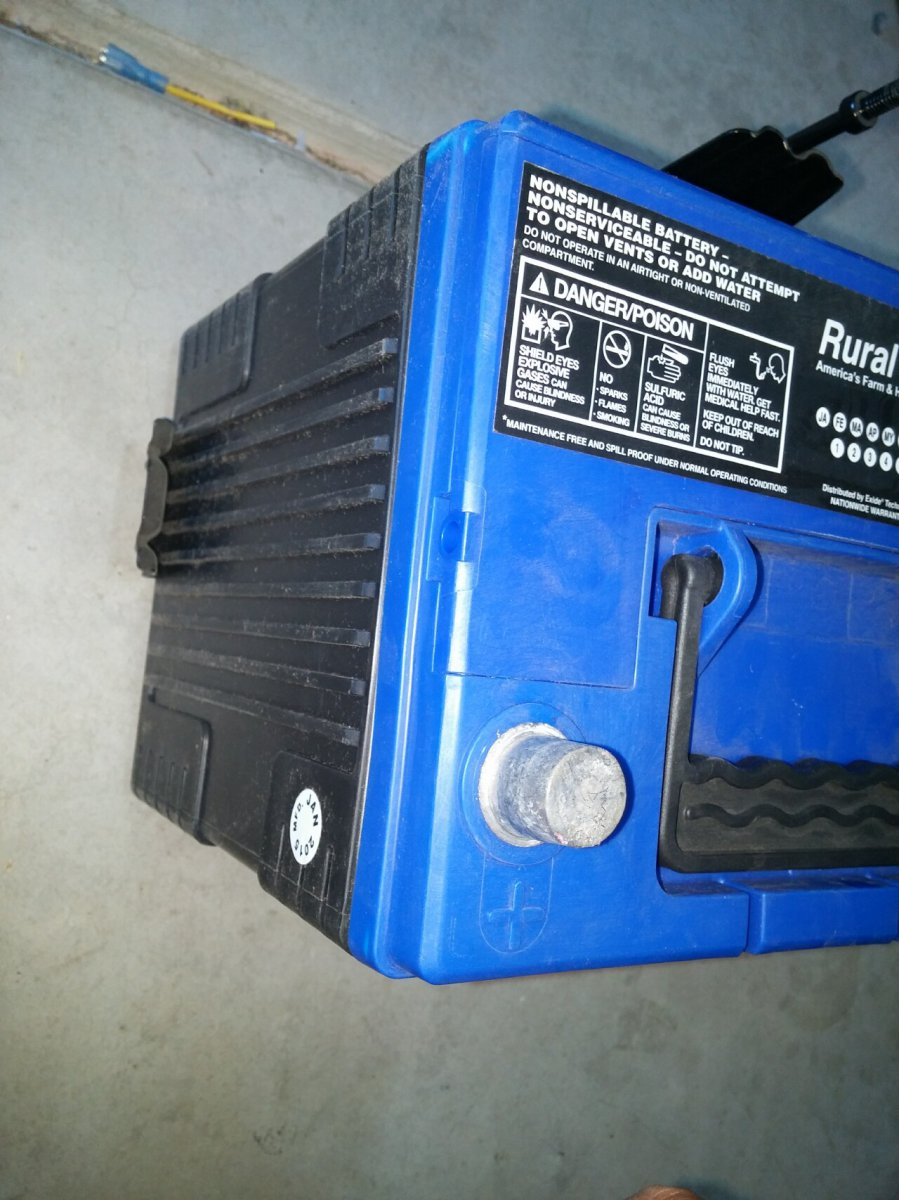 Replace Oem 12v Battery With Group 25 Agm Priuschat