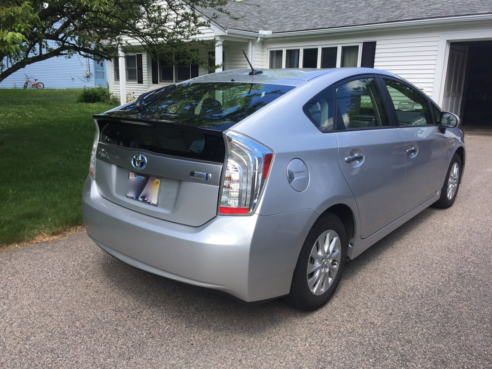 2012 Toyota Prius Plug In Hybrid Sold Priuschat