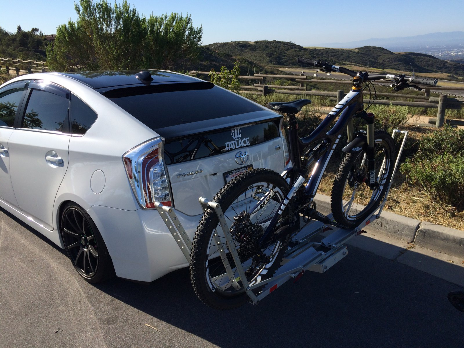 2010 Prius Hitch Receivers And Bike Racks Priuschat