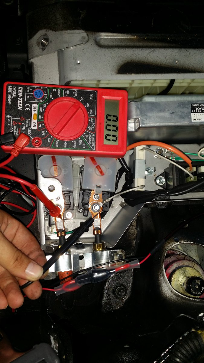 Hybrid Automotive Grid Charger Install Priuschat Centech Wiring Harness 20150801 195443