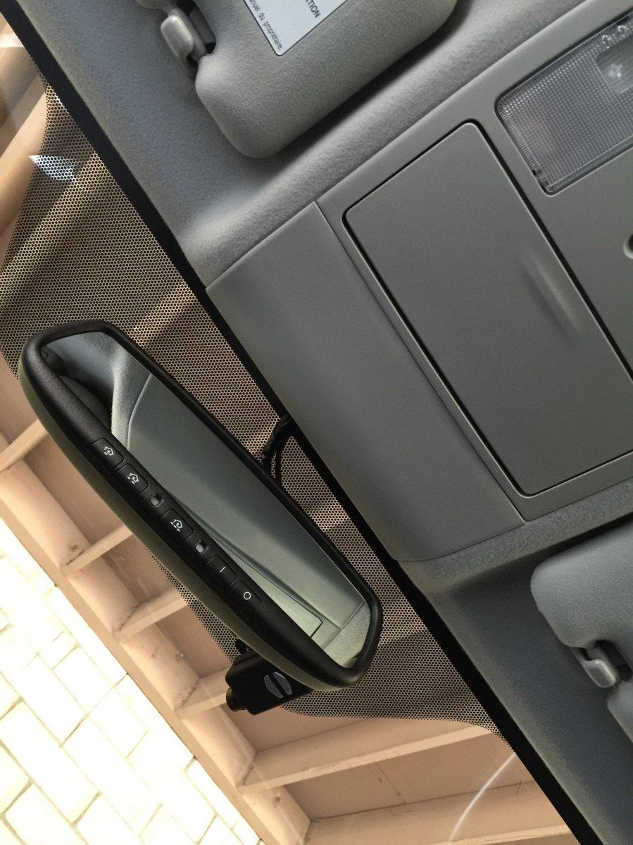 Dash Cam Hardwire Install And Subaru Homelink Mirror