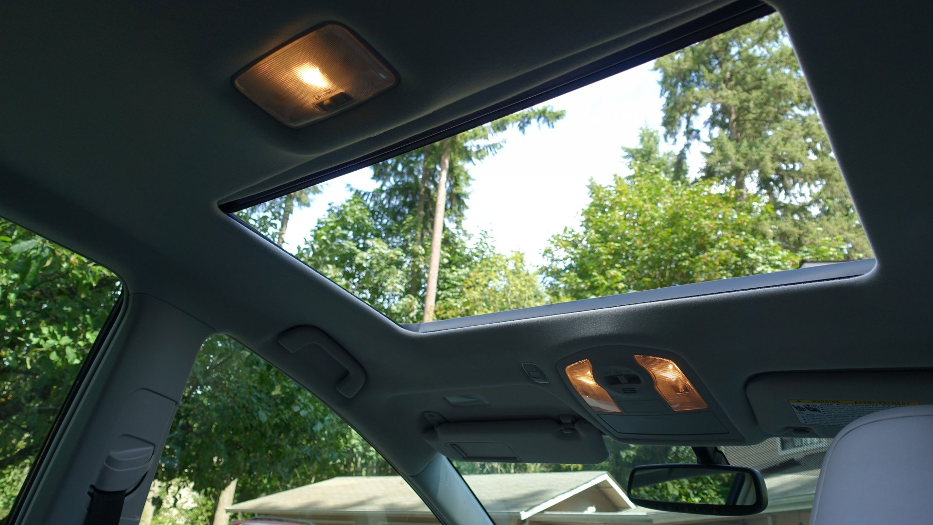 2015 Prius V Aftermarket Sunroof Priuschat