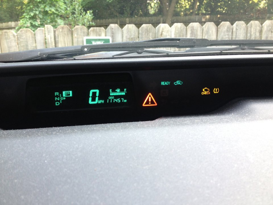 Prius Turns On Ready And Air Bag Light Won T Priuschat