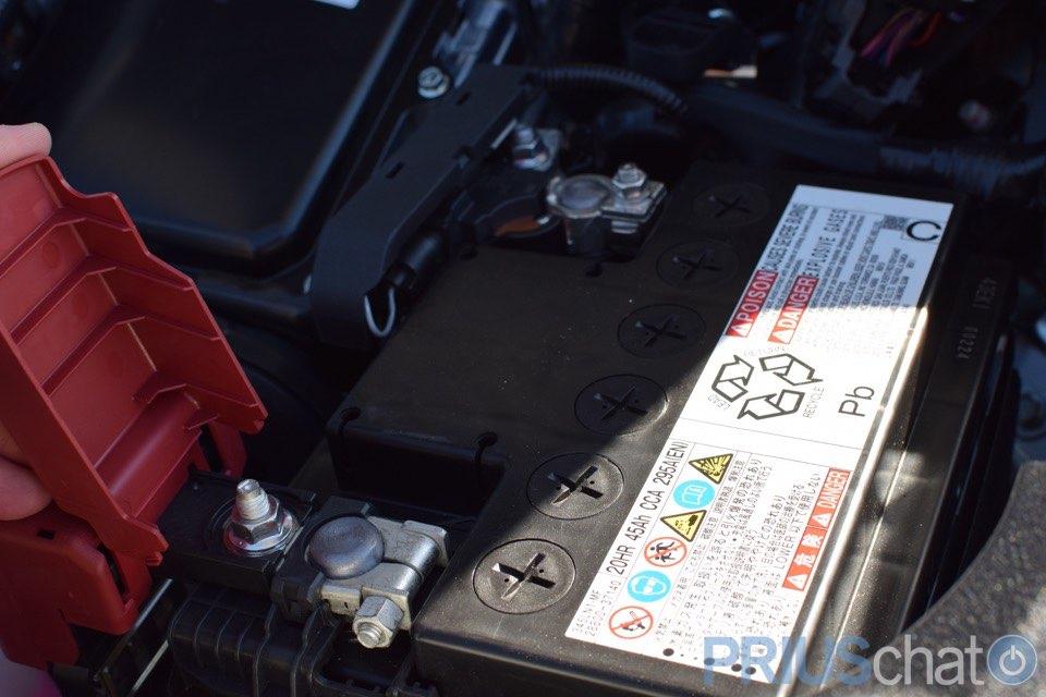 2016 Prius 12v Battery Priuschat