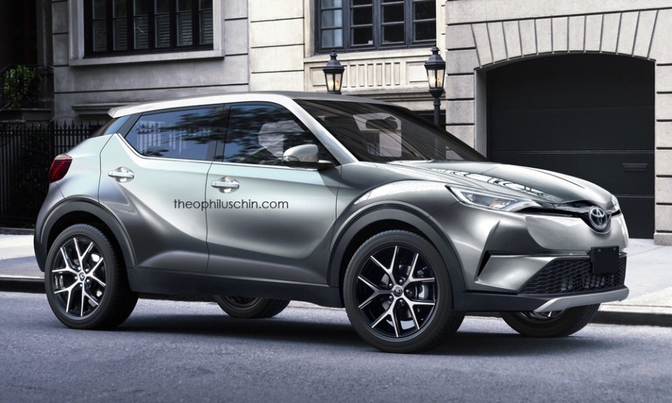 Toyota C-HR (Coupe High Rider). Reviews start P. 23 | Page ...