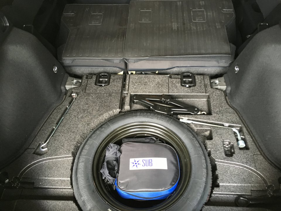 Toyota Sienna Evaporative Canister And Svs Valve Repair additionally 2010 Honda Accord Crosstour Spare Tire Location further Bank 2 Sensor 1 Location 2006 Toyota Sienna further Dodge Grand Caravan Spare Tire Location besides Hummer Antenna Diagram. on toyota sienna spare tire location