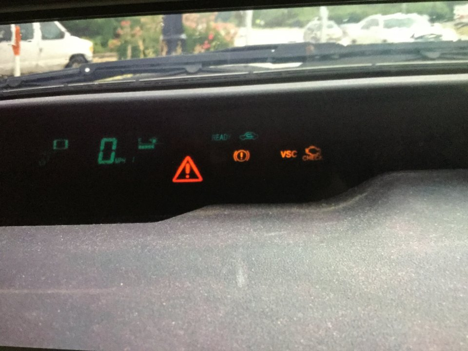 Image on Toyota Prius Battery Location