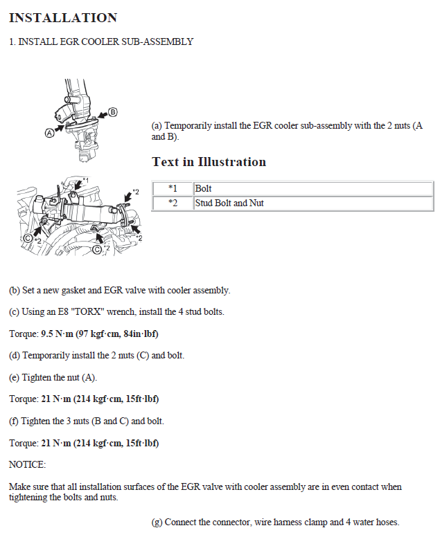 toyota prius 2010 maintenance manual