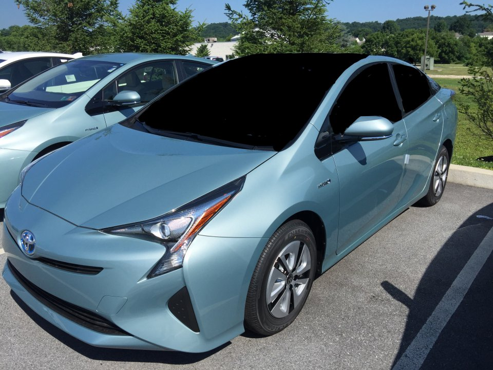 What color is your 2016 prius page 5 priuschat for Toyota prius moonstone interior