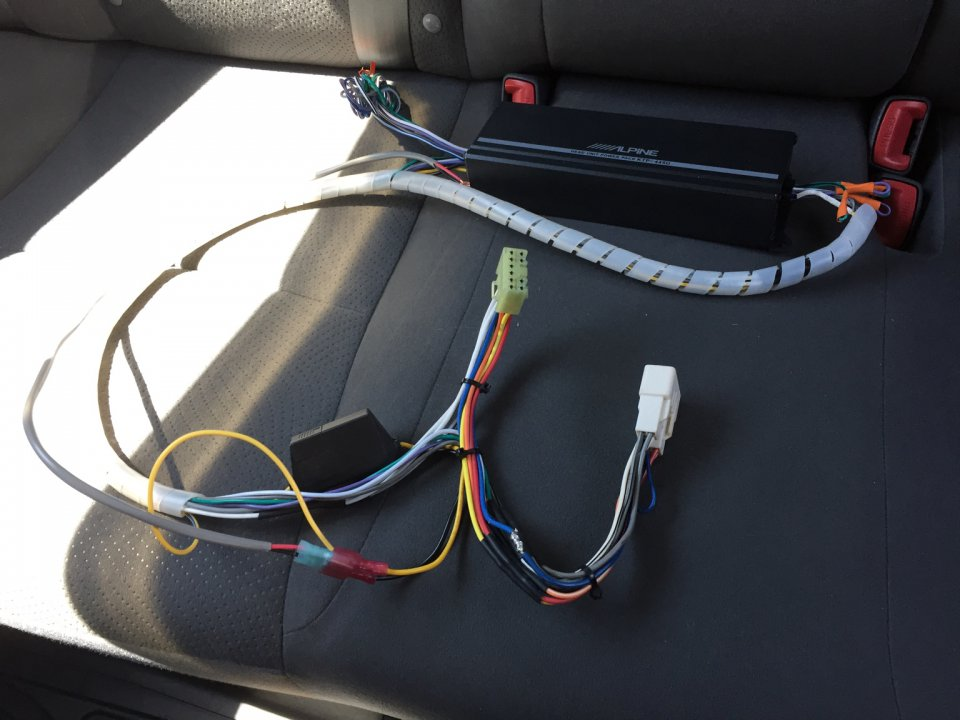 sold alpine ktp 445u with custom made prius t harness priuschat Alpine Ktp 445u Wiring Harness Alpine Ktp 445u Wiring Harness #73 alpine ktp 445u wiring harness