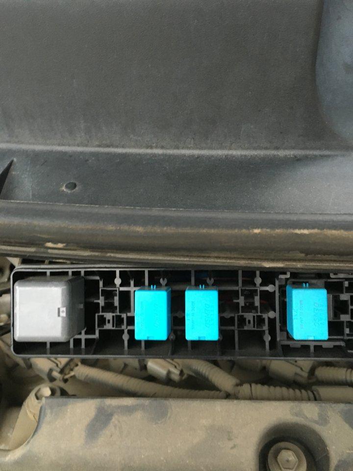 2007 prius fuse  relay location priuschat