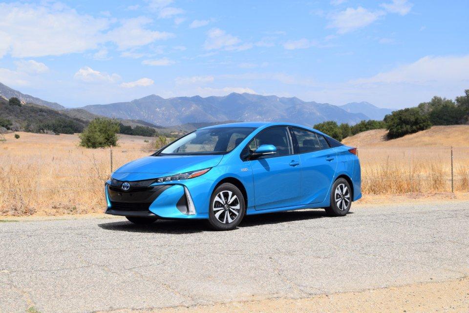 Toyota Prius Prime Plug in PriusChat 2017 Blue Magnetism..JPG