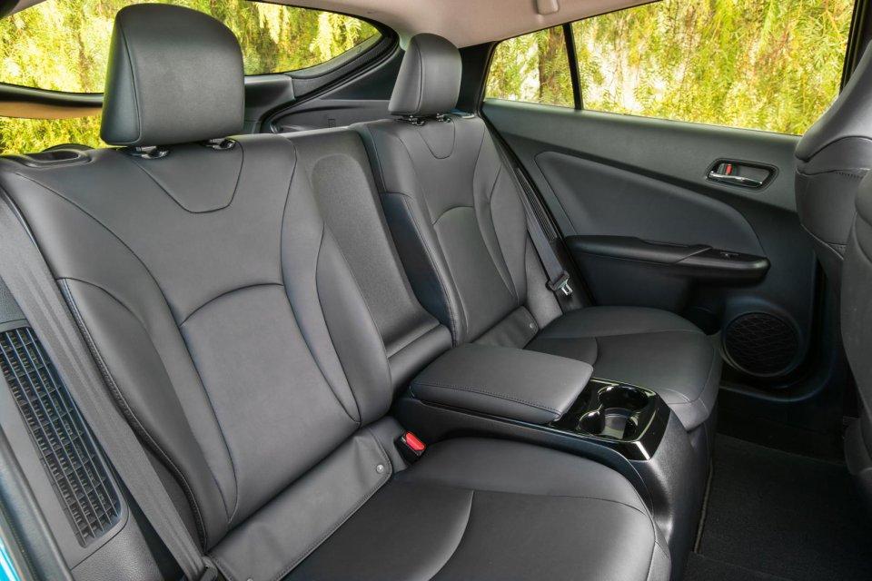 2017 Prius Prime Paint Interior Color Options