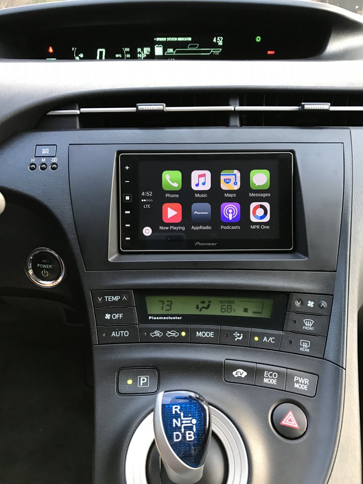 Carplay For A 2010 Toyota Prius Gen 3 Priuschat