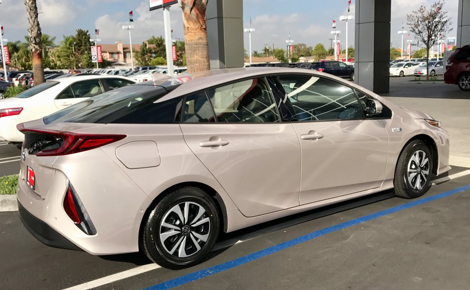 Img on Toyota Prius Battery Life