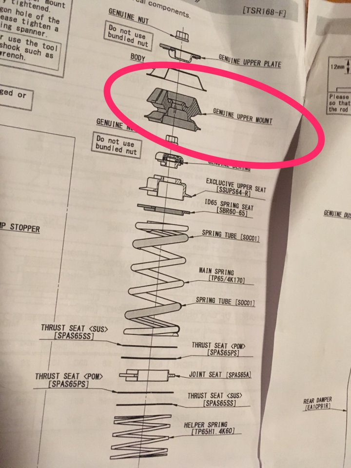 Help with coilovers install    PriusChat