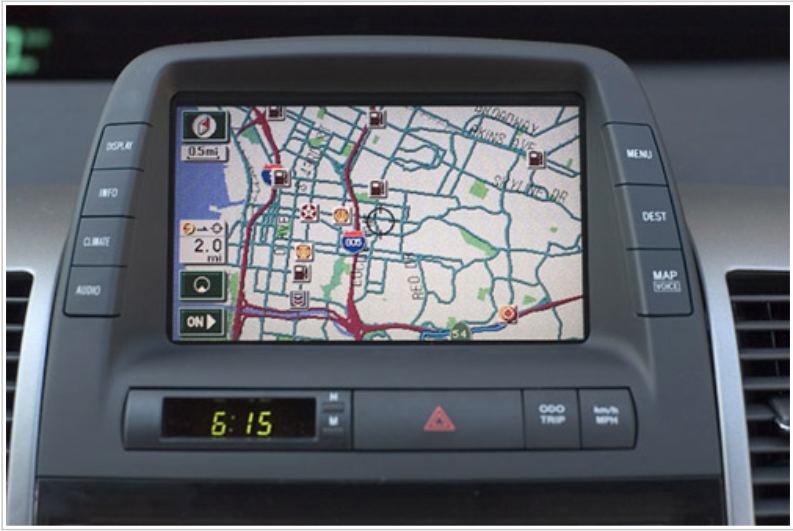 2009 Toyots Prius Hybrid - Change Display to English | PriusChat
