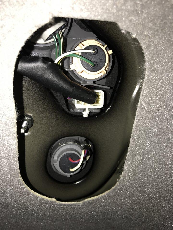 Wiring Backup Camera To Reverse Light