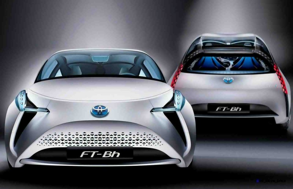Toyota Global Site | TOYOTA DESIGN | Concept Car Gallery