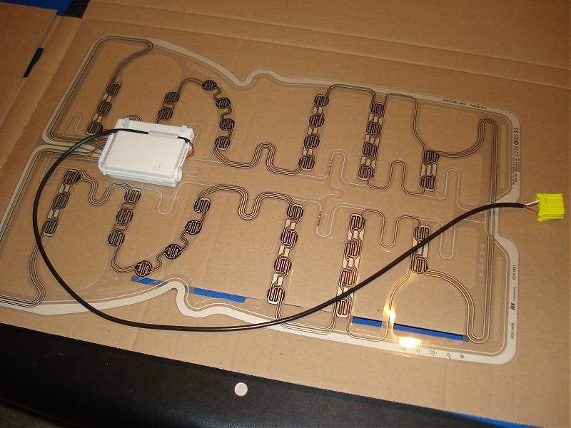 Passenger Seat Sensor Priuschat