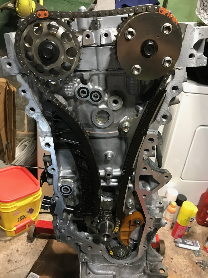 Timing Cover Leak Priuschat