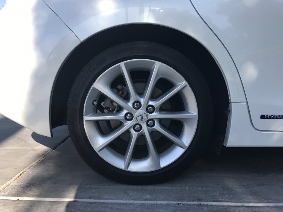 2010 Prius For Sale >> Sold - Lexus CT200h wheels for sale | PriusChat