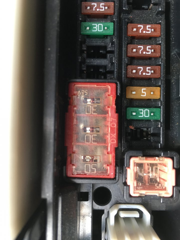 Air conditioner blowing warm, fuse ?   PriusChat