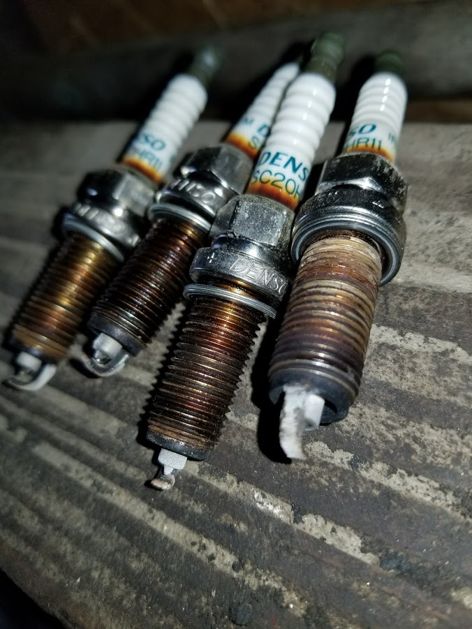 How Much Do Spark Plugs Cost >> New to me 2011 Prius why is it getting 35-37MPG!!! | PriusChat