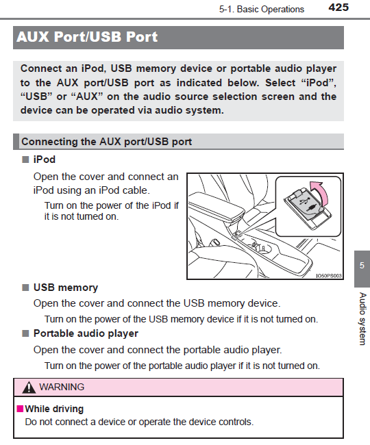 USB Port Died a death by iPhone | PriusChat