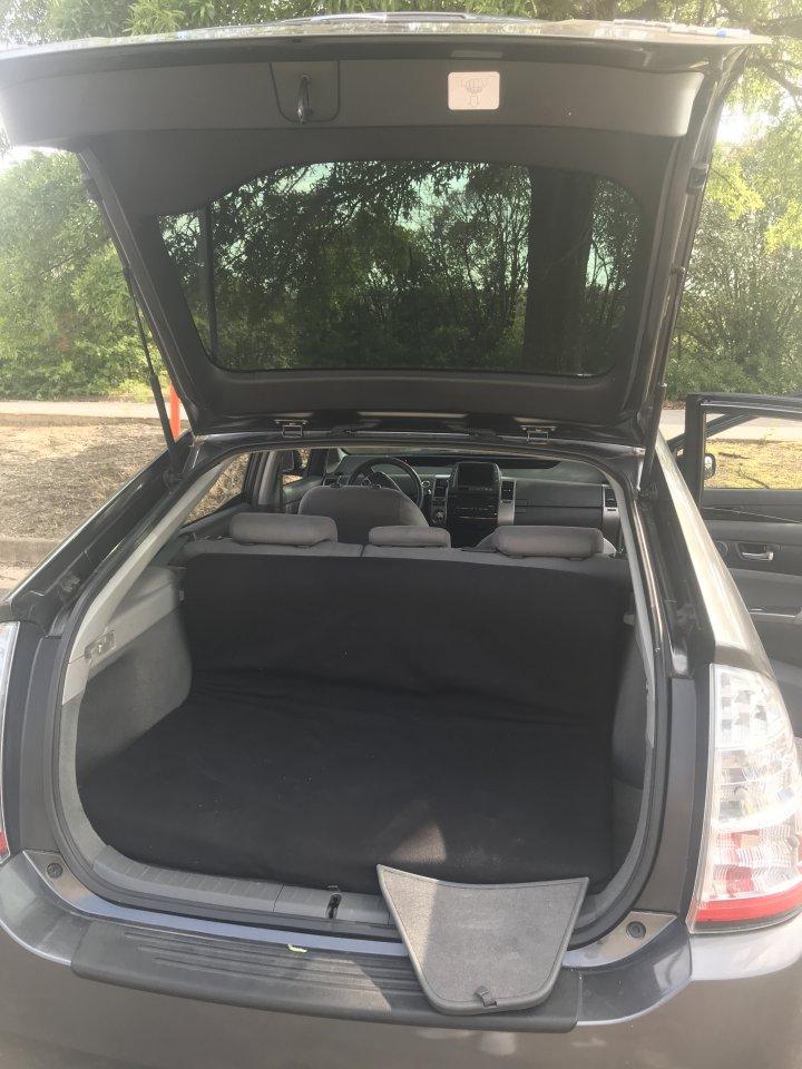 Prius Camping Priuschat