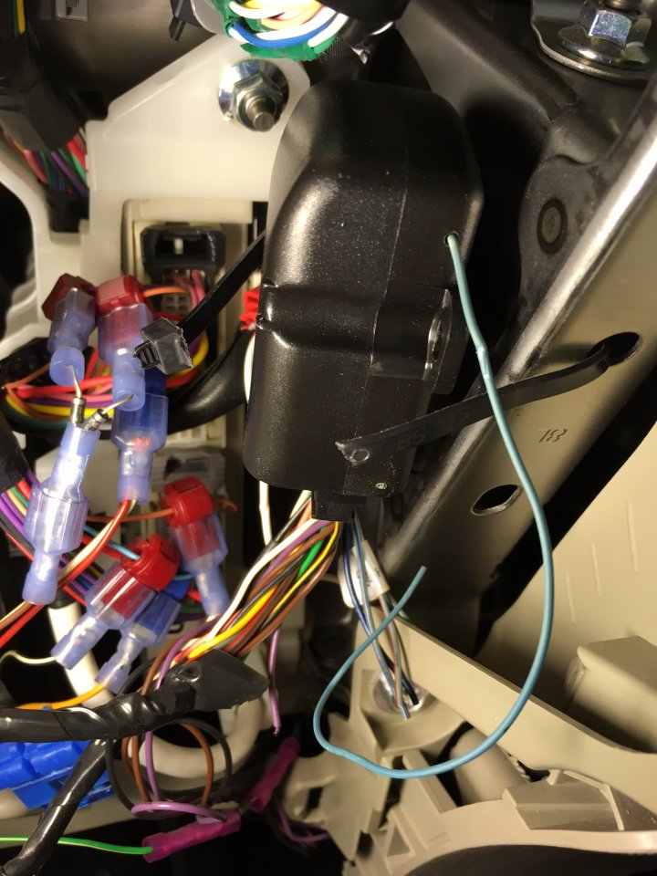 Anyone recognize this device I found under the dash? | PriusChat