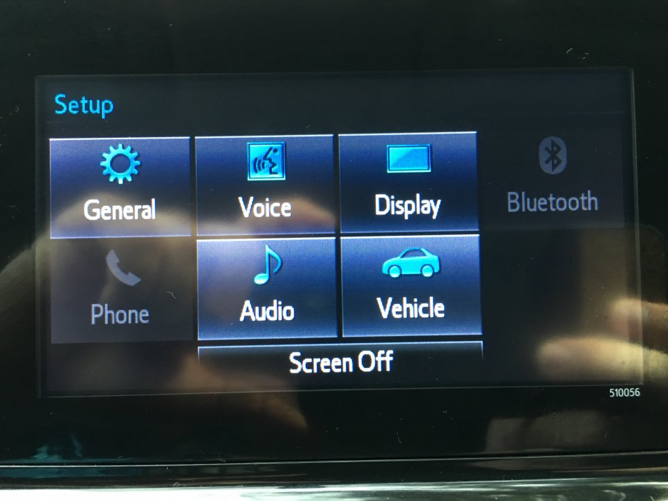 Bluetooth and Phone options unavailable | PriusChat