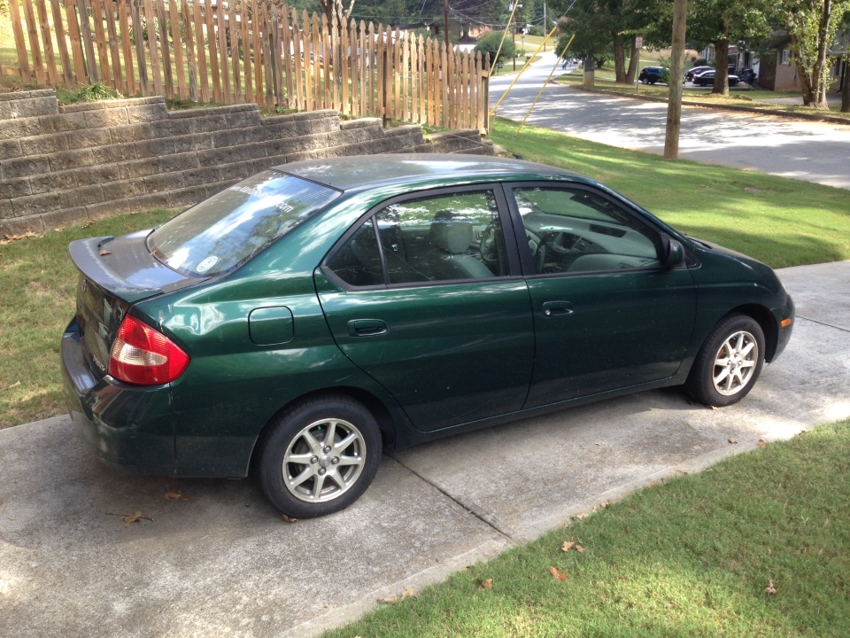 For Sale Prius For Fixing Or Parts Atlanta PriusChat - 2002 prius