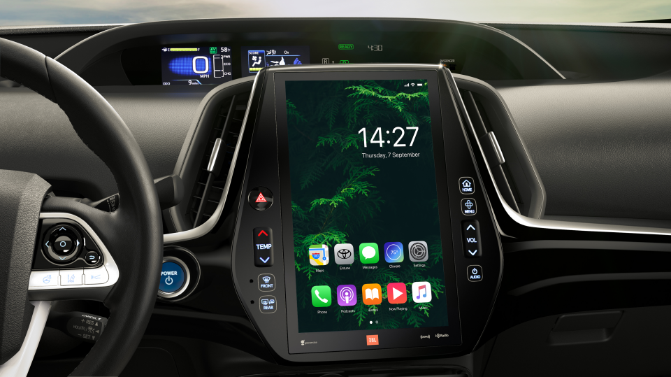 Prime With Carplay Png