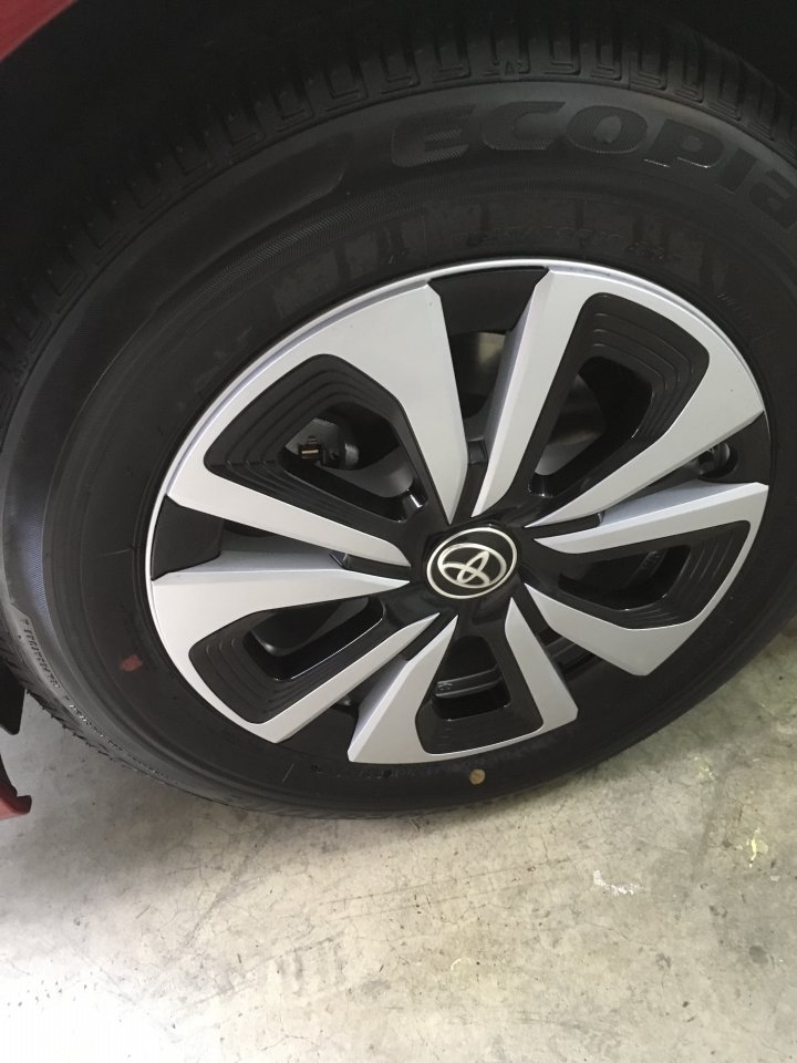 Tires North Vancouver >> OEM Prius Prime Wheels New 2018 Set of Four   PriusChat