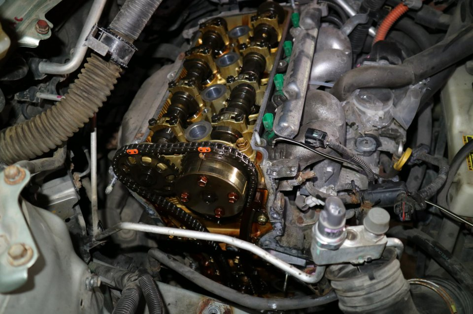 Timing Chain Replacement (?) Inquiry | PriusChat