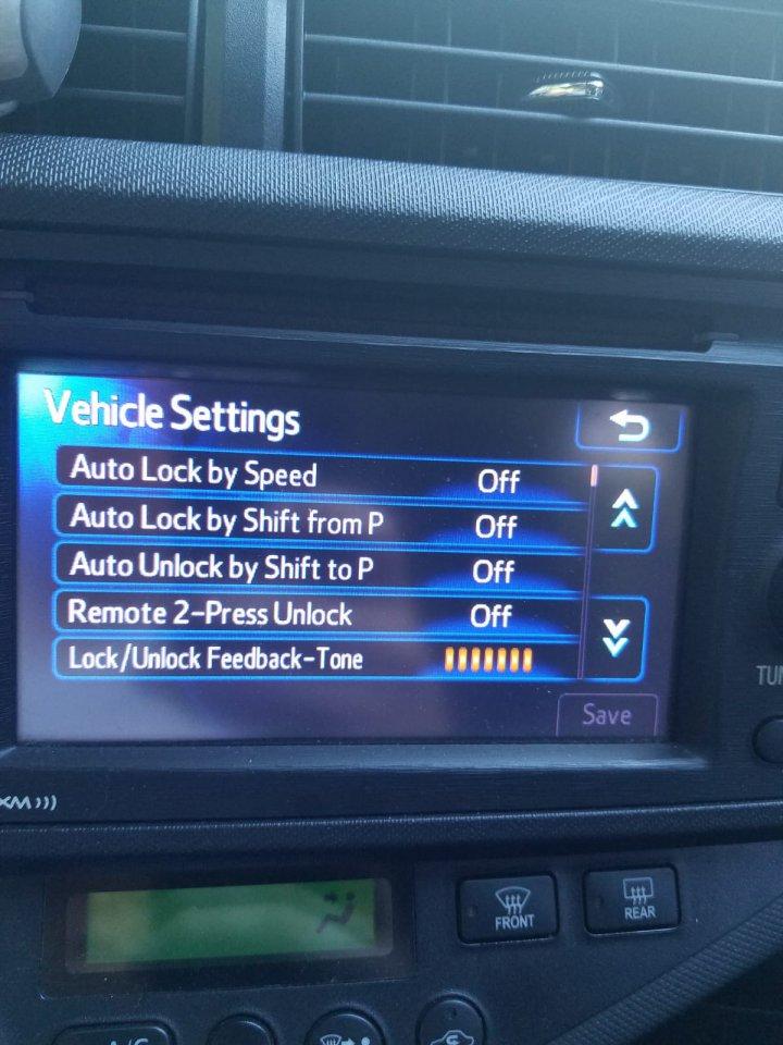 Door Lock Beep | PriusChat
