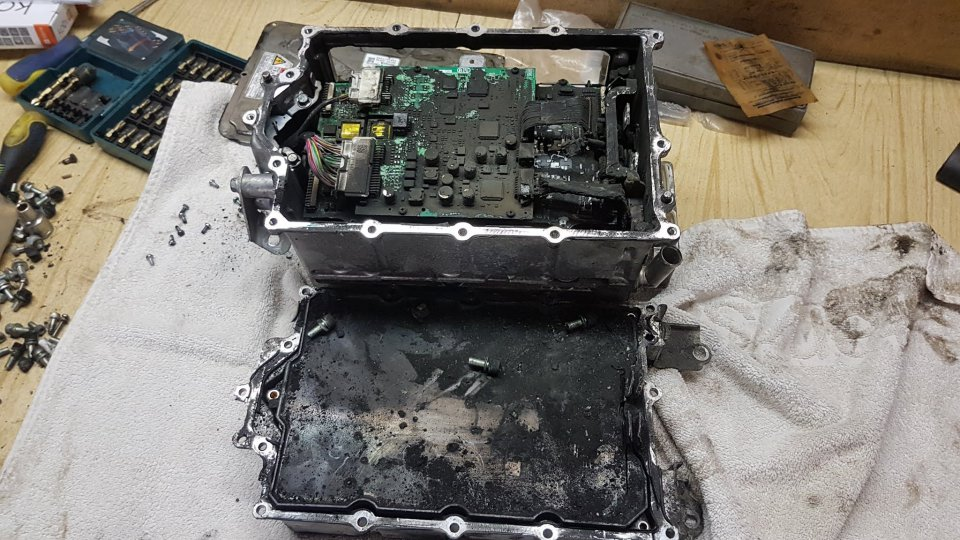 Inverter blew up and car won't start (no ready) - 2007