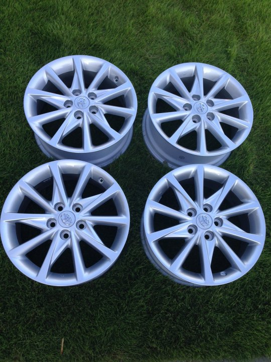 Rims For Cheap >> For Sale 2012 Prius V Rims Cheap Priuschat