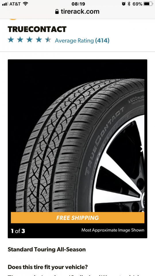 Continental Pure Contact tires unacceptably noisy! | PriusChat