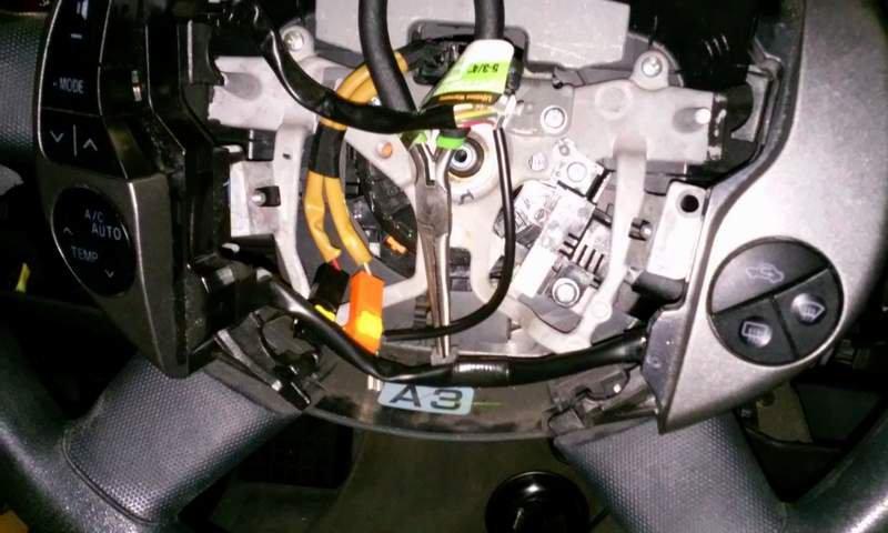 Toyota de distribution CapuchonCapuchon Blue Printallumeur Capsule adt314244