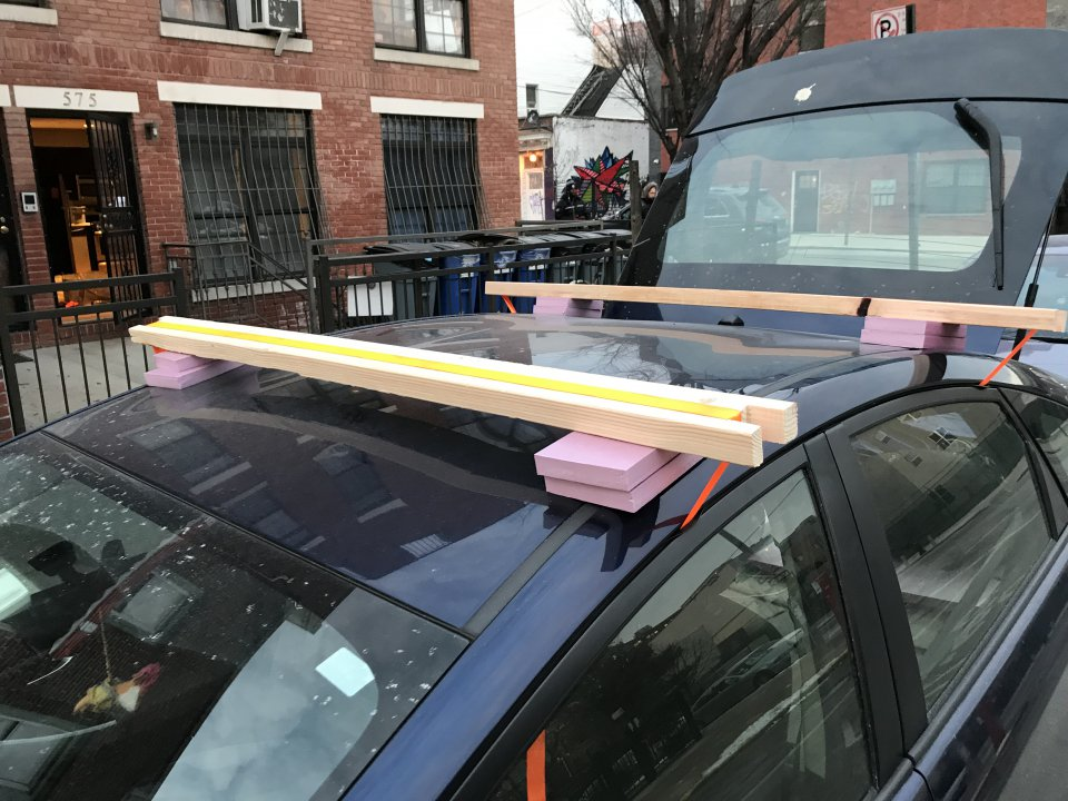 Roof Rack Homemade Cheap Works Priuschat