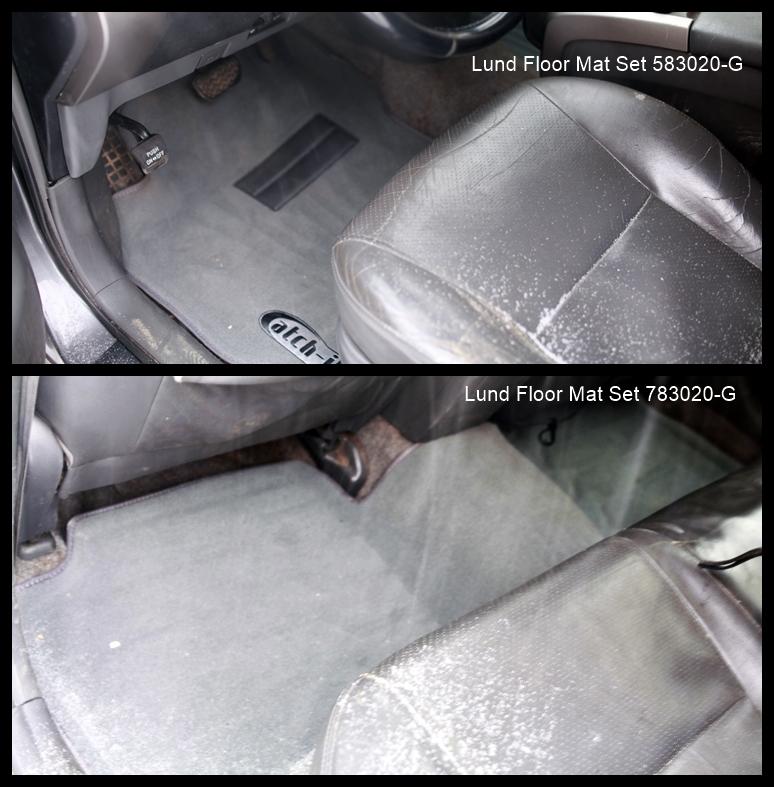 Passenger /& Rear Floor 2010 2011 Ford Focus Sedan Beige Loop Driver GGBAILEY D3867A-S1A-BG-LP Custom Fit Car Mats for 2008 2009